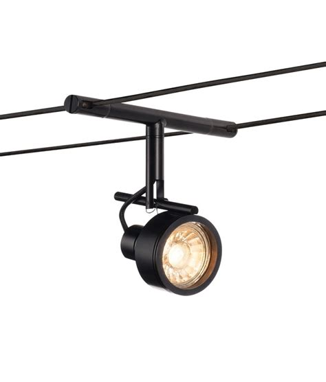 wire track lighting tension wire adjustable lholder available in chrome