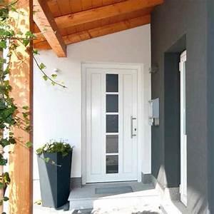 gamme de portes dentree pvc aluminium ou mixte gamme With porte d entrée alu ou pvc