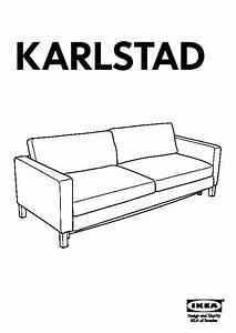 karlstad canape lit avec rangement blekinge blanc ikea With structure canapé lit