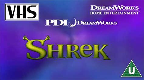 Opening To Shrek Uk Vhs (2001) Youtube