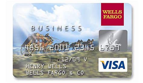 wells fargo credit cards    california