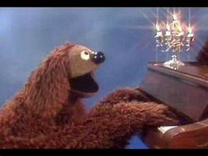 Piano Man Cover by Rowlf - YouTube
