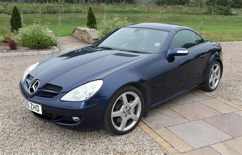 The lowest prices and the best customer service guaranteed. 2005 Mercedes SLK 350 Auto Convertible Registration number: MC05 ZHD Date of first registration ...