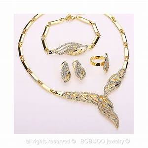 Parure bijoux mariage riviere de zirconium fete soiree for Parure mariage or