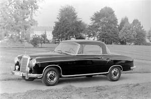 Mercedes 220 Coupe : 1956 1959 mercedes benz 220 s coup ~ Gottalentnigeria.com Avis de Voitures