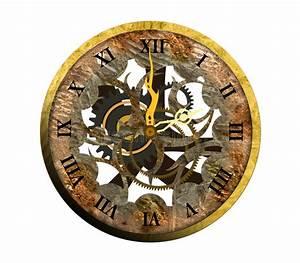 Uhr Mit Zahlen : alte uhr mit r mischen zahlen stock abbildung ~ A.2002-acura-tl-radio.info Haus und Dekorationen