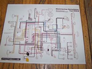 Porsche 356 Typ 356 B Wiring Diagram 1960 On Popscreen