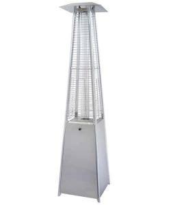 pyramid tower gas patio heater 9 3kw
