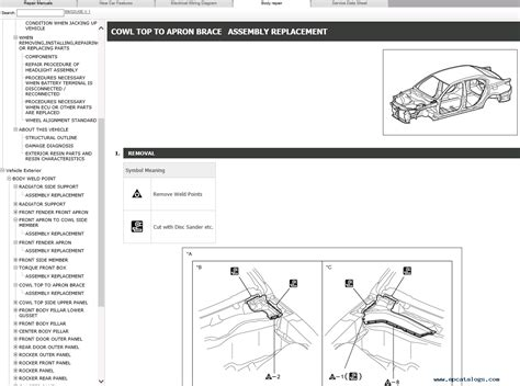 motor repair manual 2013 lexus gs interior lighting lexus gs f service manual 10 2015 download