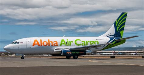 HNL RareBirds: Aloha Air Cargo Returns N320DL