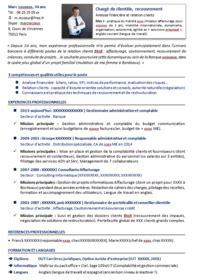 lettre de motivation reconversion professionnelle modèle exemple cv reconversion professionnelle cv anonyme