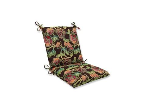 36 5 quot sunbrella tropical botanical chocolate brown outdoor