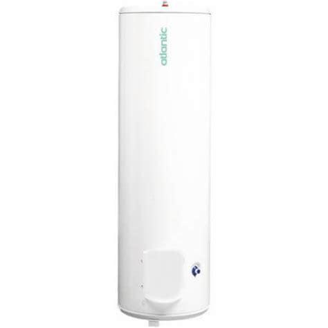 chauffe eau electrique 200l sur socle chauffe eau 233 lectrique chauffeo plus atlantic vertical sur socle 200l