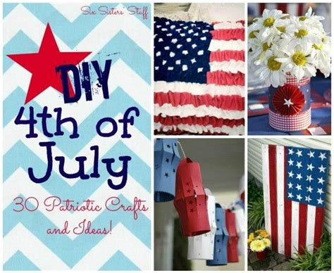 4th of july decorations diy 30 diy 4th of july ideas 168 4th of july 168 pinter