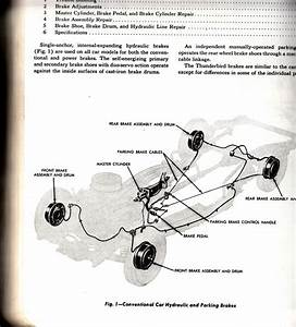 1996 Ford Thunderbird Brake Line Diagram
