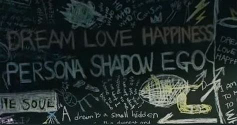 bts persona reveals shadow  ego part  map   soul