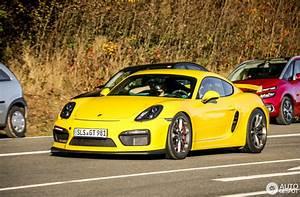 Porsche Cayman Occasion Le Bon Coin : porsche 981 cayman gt4 30 oktober 2016 autogespot ~ Gottalentnigeria.com Avis de Voitures