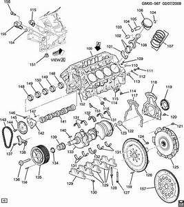 Cadillac Cts Engine Asm