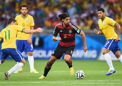 Khedira made 77 appearances for germany, helping it win the world cup in 2014. Sami Khedira to Chelsea: Why the Blues need to sign the Real Madrid midfielder ahead of Arsenal ...