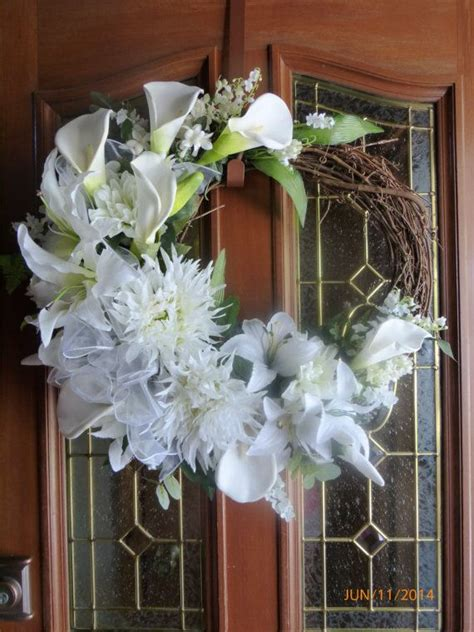 130 Best Diy Bridal Shower And Wedding Wreaths Images On