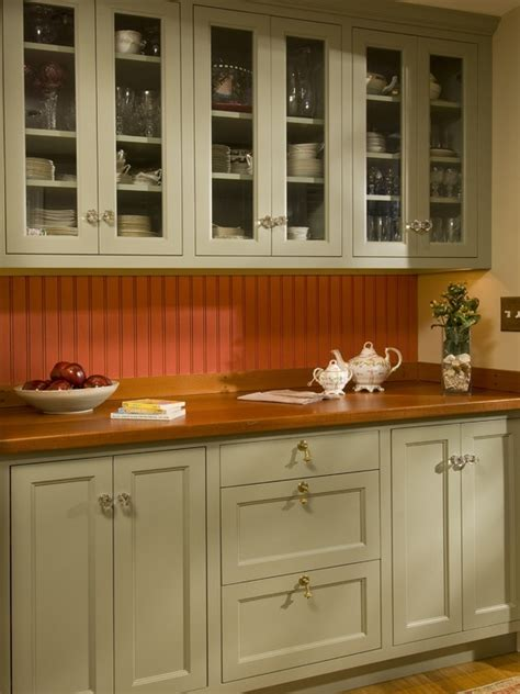 spaces painted beadboard design pictures remodel decor