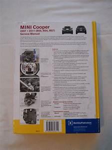 Fs   Mini Cooper R56 R55 R57 Bentley Service Manual 2007