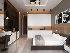 Chambre De Luxe De Design Moderne