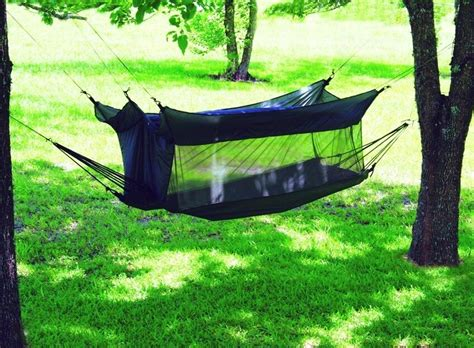 Hammock Cing Setup by Hammock W Mosquito Net Tent Combo Shelter Cing Rv Net