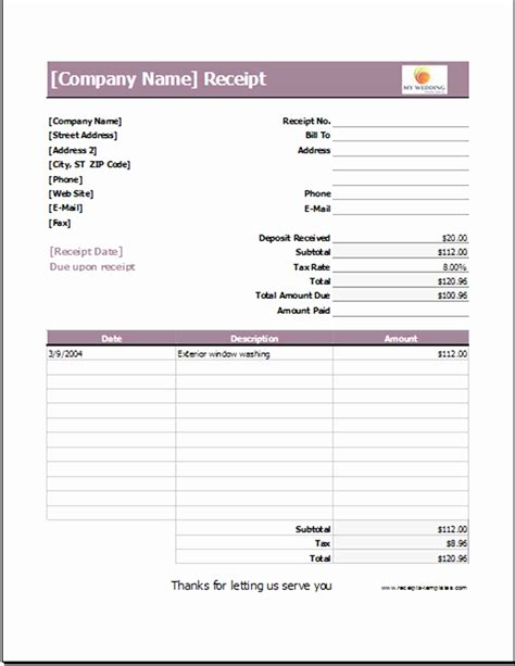 event planner invoice template fresh  images