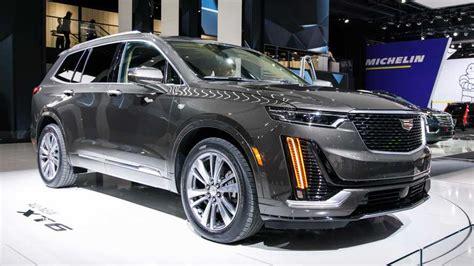 Cadillac Cruise 2020 by 2020 Cadillac Xt6 Three Row Cuv Debuts With V6 Power No
