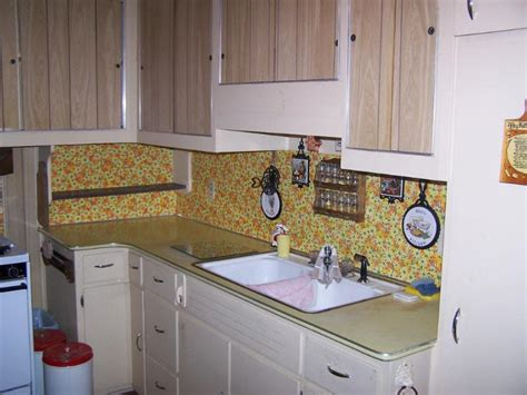 wallpaper for backsplash in kitchen backsplash wallpaper