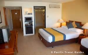 Fiji Ocean View Hotel Room