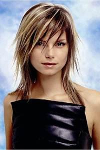 Chatain Meche Blonde : coiffure meche blonde ~ Melissatoandfro.com Idées de Décoration