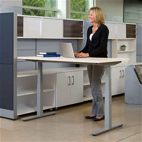 costco height adjustable desk height adjustable desks costco