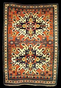 Adler Kazak Tappeto  Karabagh Sunburst Rug