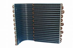 China Air Conditioner Condenser  9 52x25