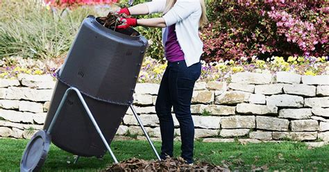 compost tumblers strategist tumbler bins outdoor york