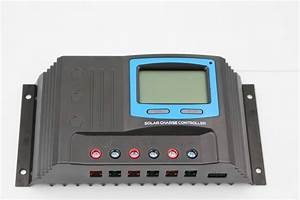 Pwm Solar Battery Charge Controller Sd2430s
