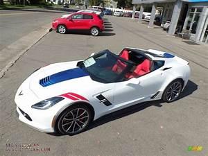 2017 Chevrolet Corvette Grand Sport Coupe in Arctic White ...