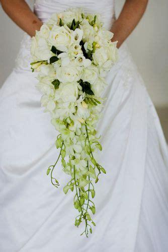 bouquet   wedding white roses white freesias