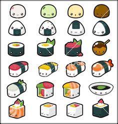 Pin Anime Panda Happy Lunchbox On Sushi Drawing Search Sushi Pattern Design