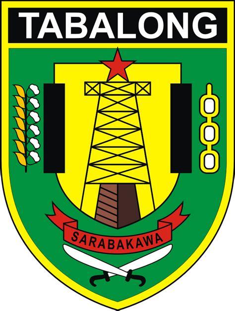 logo kabupaten tabalong kumpulan logo lambang indonesia