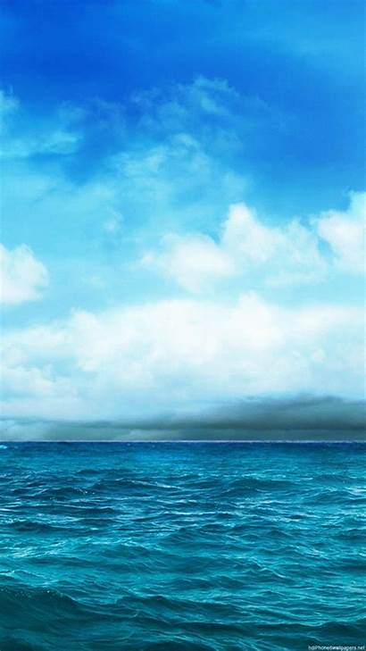 Wallpapers Ocean Iphone 4k Beach Lock Screen