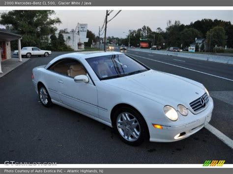 2000 Mercedes Cl 500 by 2000 Mercedes Cl 500 In Glacier White Photo No