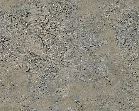 Ground whit gravel texture seamless 12829