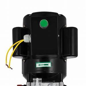 Car Lift Hydraulic Power Unit Single Acting Hydraulic Pump