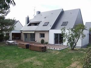 Cout Agrandissement Maison : prix maison ossature bois heha devis batiment en ligne ~ Premium-room.com Idées de Décoration