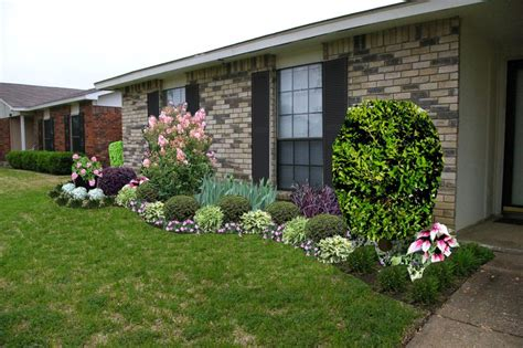 ranch landscaping ideas  pinterest yard