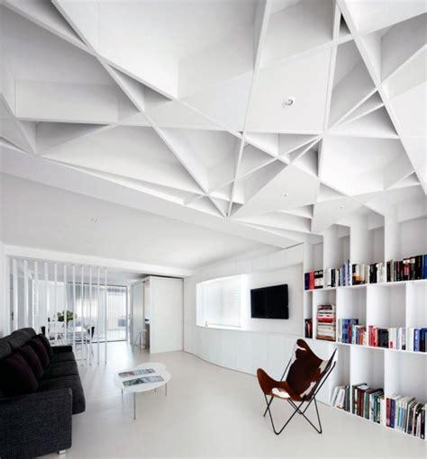 plafond de cuisine design plafonds modernes pour chaque intérieur en 45 idées