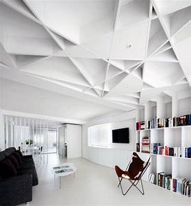 Plafonds Modernes Pour Chaque Intrieur En 45 Ides